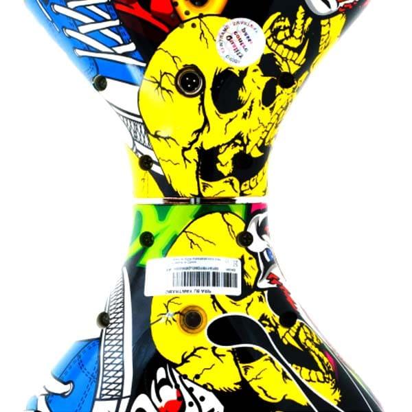 купить гироборд smart balance 10 дюймов граффити